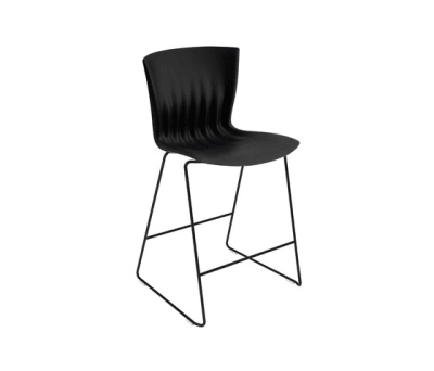 Ripple Chair counter height by Paustian