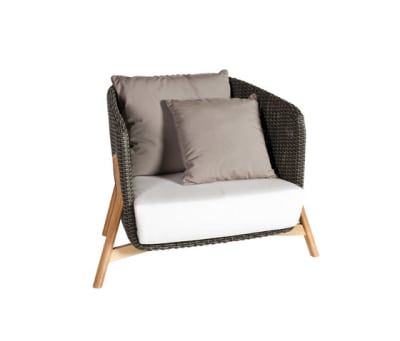 Round Armchair by Point