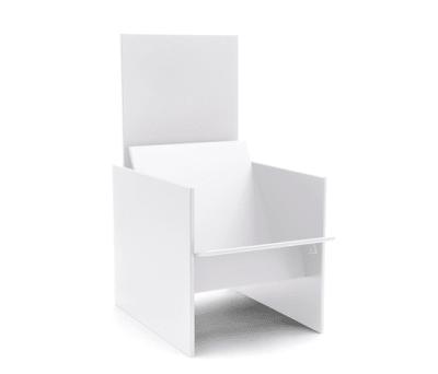 Salmela Silo Patio Chair by Loll Designs