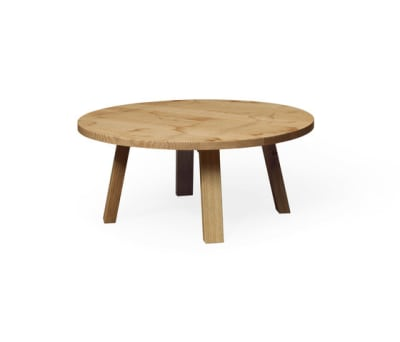 SC 51 Coffee table   Wood by Janua / Christian Seisenberger