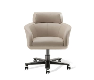 Selectus Swivel Armchair by Giorgetti