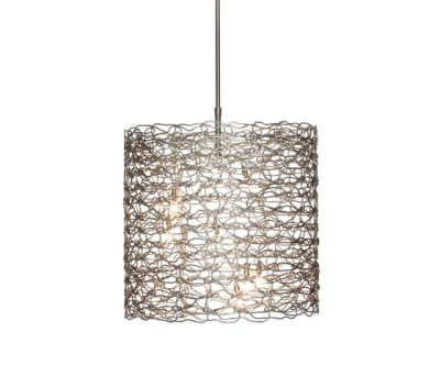 Shade pendant light 40 by HARCO LOOR