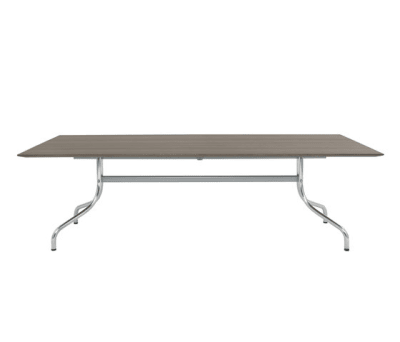 Shine table by De Padova