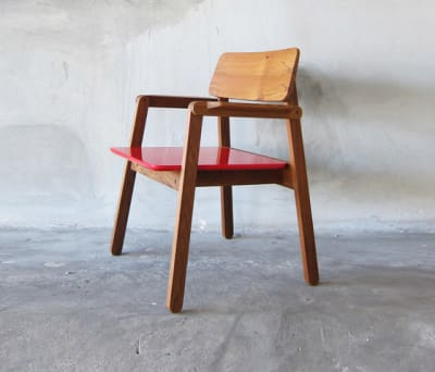 SIM Armchair by TAKEHOMEDESIGN
