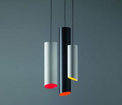 SLICE Sospensione lamp by Karboxx