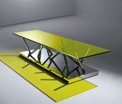 Sottsass | Low table SA 01 by Laurameroni