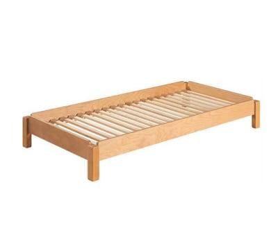 stacking bed beech DBF-156-01 by De Breuyn
