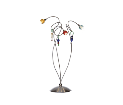 Strawberry table lamp 3-multicolor by HARCO LOOR