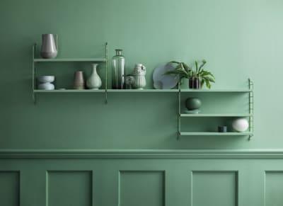 string pocket green by string furniture