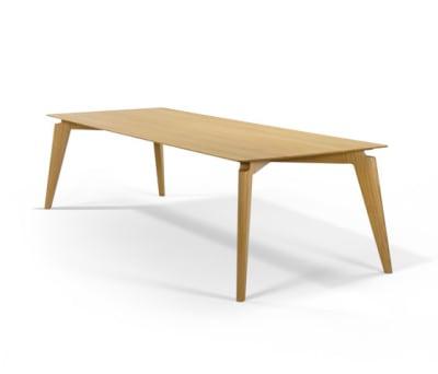 Takushi Table by Röthlisberger Kollektion