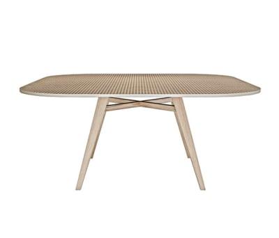 Tavolarte | table square by strasserthun.