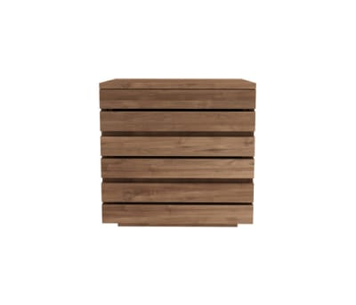 Teak Horizon night stand