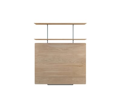 Team TV shelf by Expormim