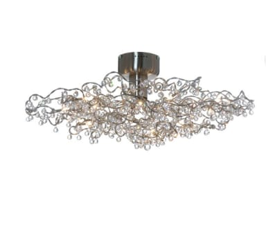Tiara Diamond Ceiling light 24 by HARCO LOOR
