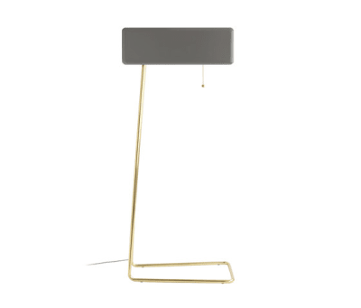 Toffoli LED floor lamp by Imamura Design