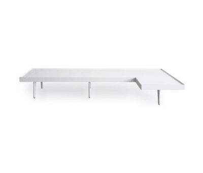 Toffoli low table double by Imamura Design
