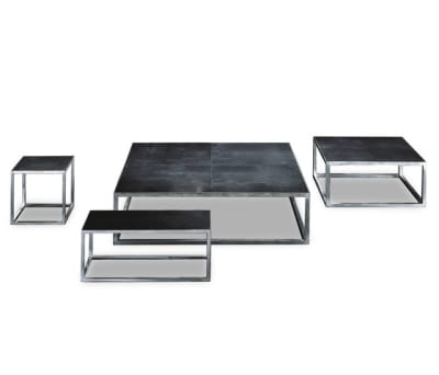 TRINITY Small tables by Baxter
