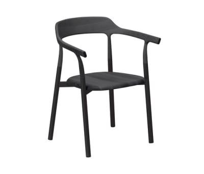 twig 01 comfort - 10E black,steelcut trio 195