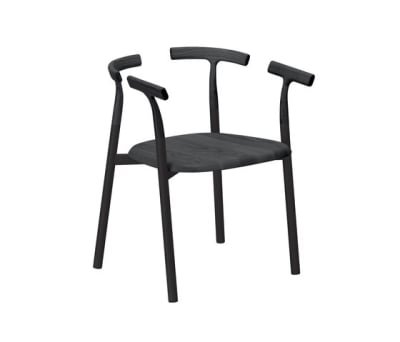 twig 04 - 10C ash gray black