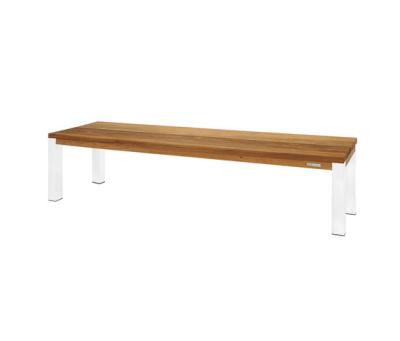 Vigo bench 180 cm (powdercoated steel) by Mamagreen