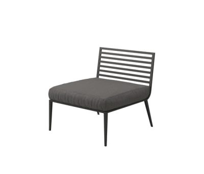 Vista Centre Unit by Gloster Furniture