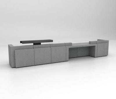 Volume configuration 8 by isomi Ltd