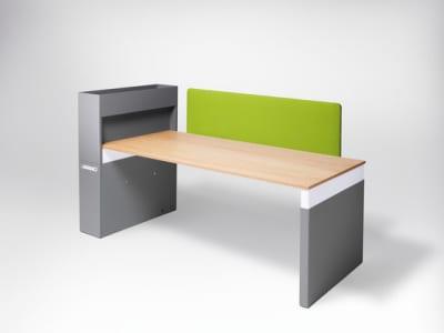 Workspace Work table by Müller Möbelfabrikation