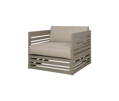 Yuyup sofa 1-seater low back by Mamagreen