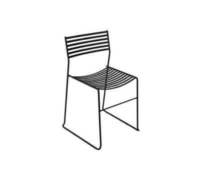 Aero Chair - Set of 2 Black