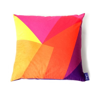 After Matisse Cushion Sunset