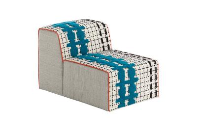 Bandas Chair E White
