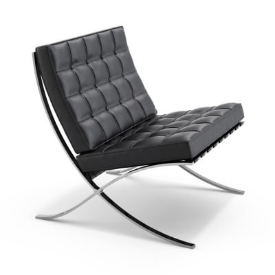 Barcelona Relax Chair Lucca Civitali LC2414