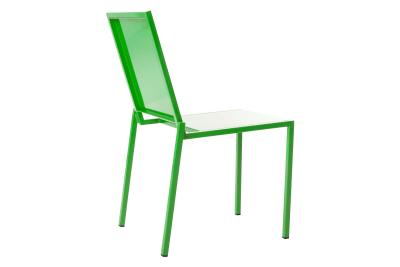 Bebe 20 Stacking Chair Green