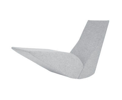 Bird Chaise B0300 - Elmosoft 44066 orange