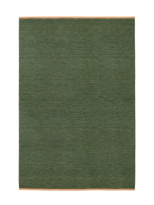 Björk Rectangular Rug Green, 200×300 cm