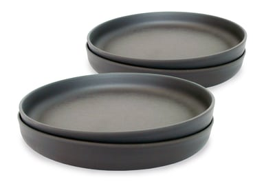 Black Gold Plates
