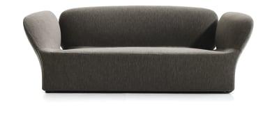 Bloomy Major 2 Seater Sofa B0211 - Leather Oil cirè