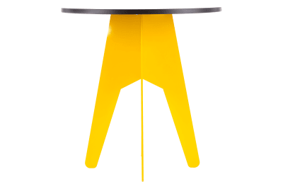 Burgess Compact Table Yellow