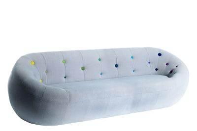 Capsule 3 Seater Sofa Original