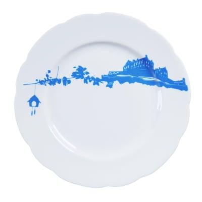 Castle Plate