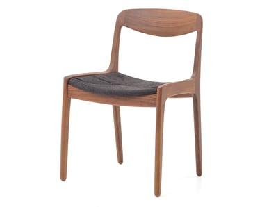 Church Dining Chair Walnut