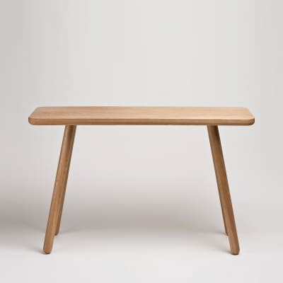 Console One Table Oak