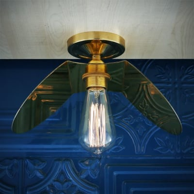 Dodoma Semi Flush Fitting Dodoma Semi Flush Fitting