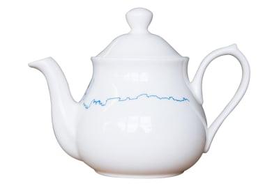 Edinburgh Skyline Teapot