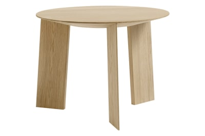 Elephant Coffee Table Soaped Oak, Low