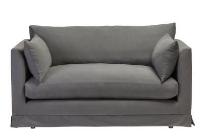 Ellis Snuggler Armchair Grey