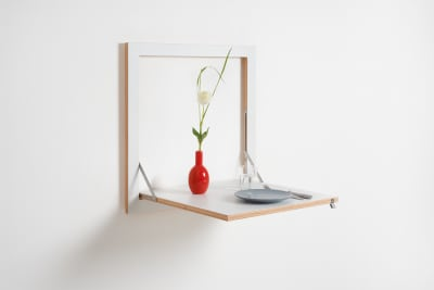 Fläpps Kitchen Table White