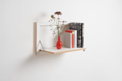 Fläpps Shelf 60x40-1 White