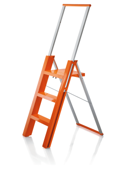 Flò Step-ladder Grey Anthracite