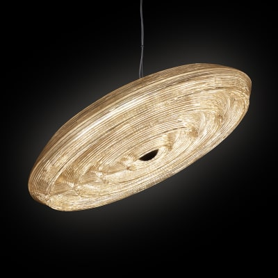 Fresnel Pendant Light Diameter 68 cm